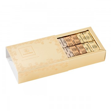 Lingot d'or Gianduja